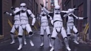 "Darth Vader to Stormtroopers, ""I'll Do the Choreography from Now On"""