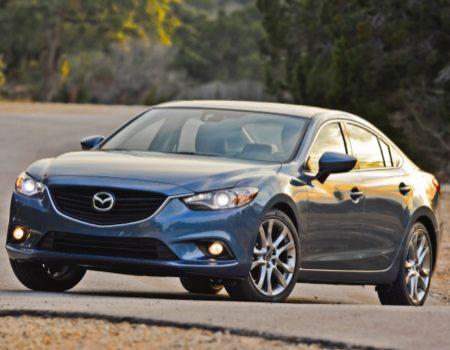 2014 Mazda6/Images courtesy Mazda