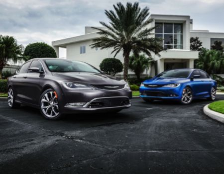Images courtesy Chrysler