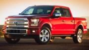 Trucks NAIAS Ford Cars