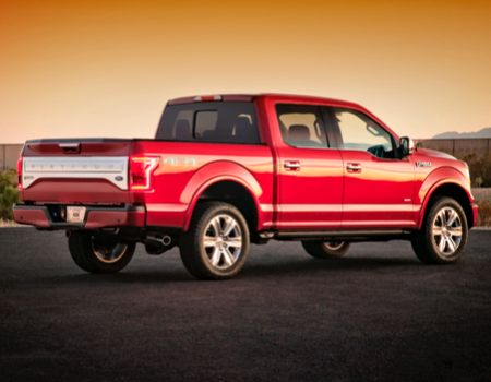 2015 Ford F-150 Debuts in Detroit #FordNAIAS