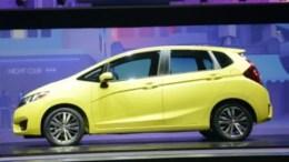 Honda Debuts All-New 2015 Fit at NAIAS