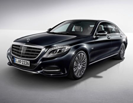 2015 S600/Images courtesy Mercedes-Benz