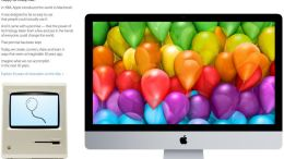 Apple Celebrates 30 Years of the Mac; Here Is Their Video and Other Classic Mac Ads