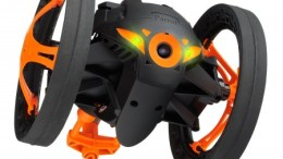 Parrot Introduces the Parrot Jumping Sumo - An Insectoid Jumping Robot