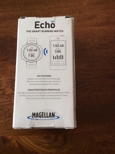 Magellan Echo Uses Smartphone Power to Become More than a Fitness Watch  Magellan Echo Uses Smartphone Power to Become More than a Fitness Watch