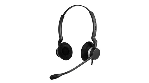 GearDiary The Jabra BIZ 2300 Is the Call Center Headset Evolved