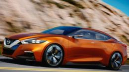 Nissan Shows Future of Design with Sport Sedan Concept At NAIAS