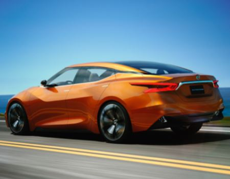 Nissan Shows Future of Design with Sport Sedan Concept At NAIAS  Nissan Shows Future of Design with Sport Sedan Concept At NAIAS