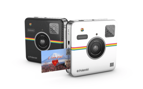 GearDiary Polaroid and iLuv Announcements from CES 2014!