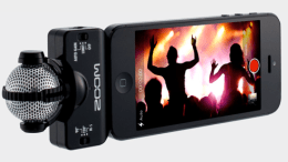 With the Zoom iQ5 Your iOS Never Sounded So Good