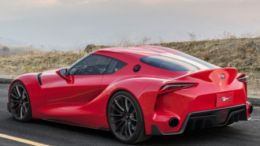 Toyota Unveils Its Ultimate Future in FT-1 Concept at NAIAS