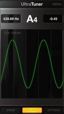Ultra tuner studio mode 2