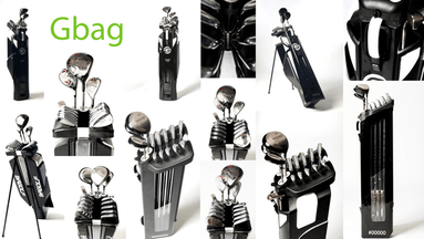 GBag Revolutionary New Golf Bag