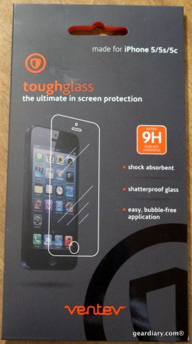 Ventev Toughglass Screen Protector Review - Protection Where You Need It