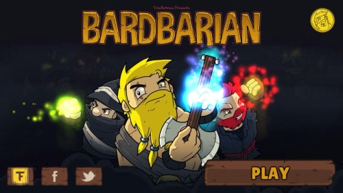 GearDiary Bardbarian for iOS Combines Strategy and Tower Defense, Review