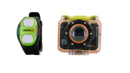 Iron X Action Camera Review