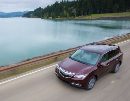2014 Acura MDX is All New from the Ground Up