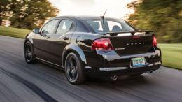 2014 Dodge Avenger – Blacktop is the new Black Tie