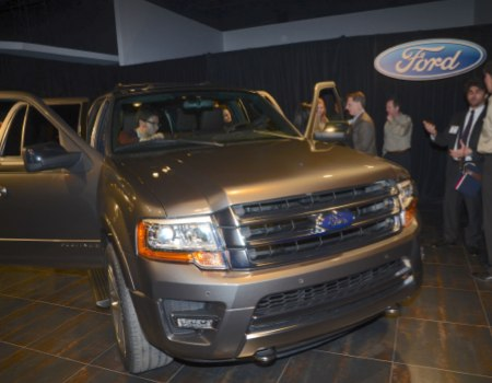 2015 Ford Expedition/Images by Author