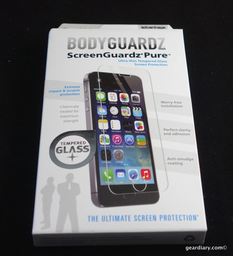 The Bodyguardz Slim for iPhone 5S Is Amazingly Thin Protection
