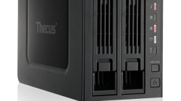 Thecus N2310 NAS Review - A Fantastic Entry Level NAS