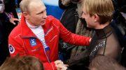 Vladimir Putin Sports Yota Advertising for Russian Mobile Provider