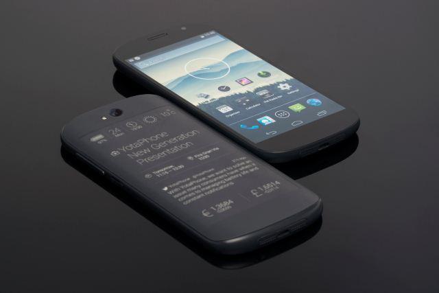 Yota 2nd Gen Smartphone