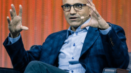 "GearDiary How Long Before the First Headline Asking ""Is Satya Nadella Microsoft's Thorstein Heins?"""
