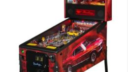 GearDiary Stern Debuts New Ford Mustang Pinball Games