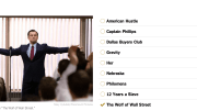 Make Your Oscar Award Picks on the 2014 Oscars Ballot