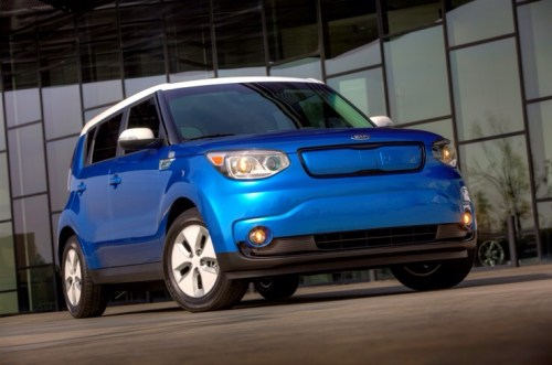 Kia Announces an All-Electric Kia Soul