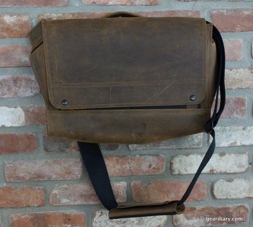 Waterfield Designs' Rough Rider Messenger Bag