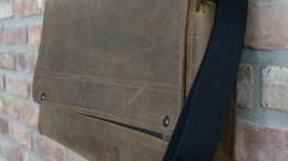Waterfield Designs' Rough Rider Messenger Bag: First Look