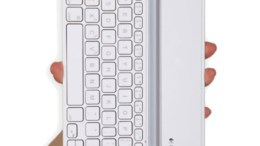 The Logitech Ultrathin Keyboard Cover for iPad mini Is Almost Awesome
