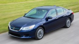 Sedans Honda Green Tech Cars