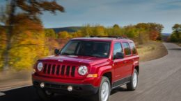 2014 Jeep Patriot Latitude with 4x4 Attitude