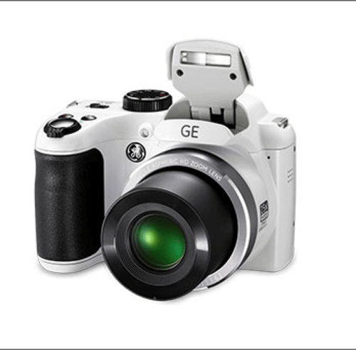 GE X450 Camera Lets You Put Your Photography on a Budget