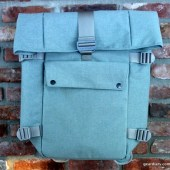 From Plastic Bottle to Awesome Bag, the Bluelounge Eco-Friendly Backpack