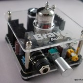 Bravo Audio V2 Tube Driven Headphone Amplifier Video Look