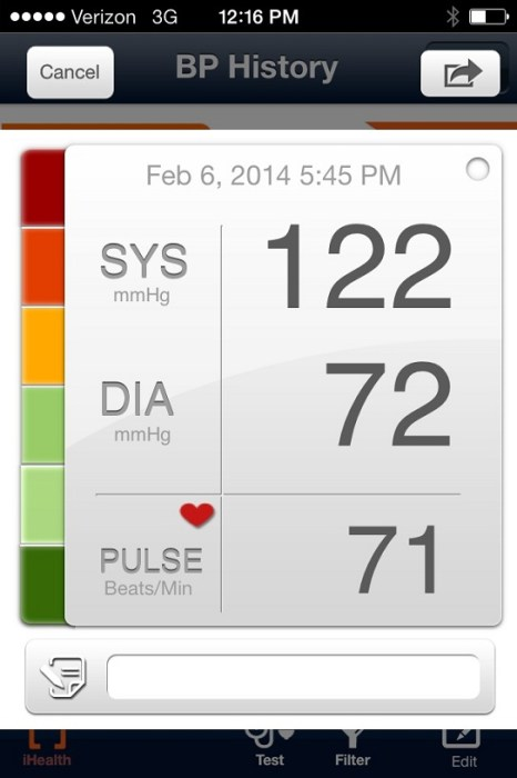 iHealth BP5 Wireless Blood Pressure Monitor Measures Up!