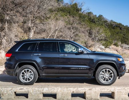 2014 Jeep Grand Cherokee EcoDiesel Sets the Bar Even Higher