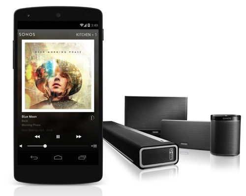 Sonos Delivers New Ways to Control Your Music