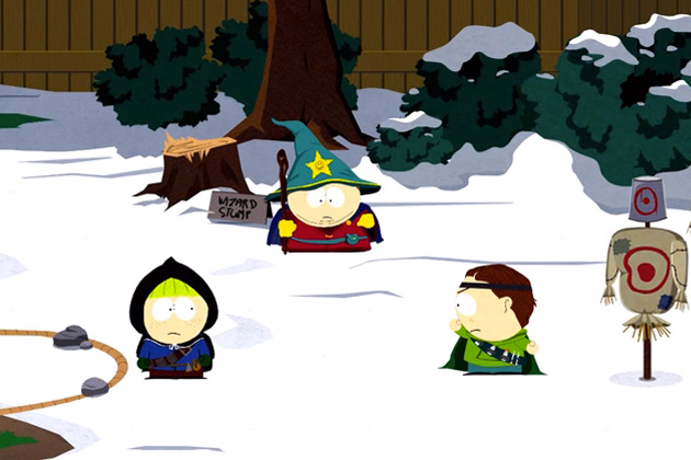 SouthParkTraining