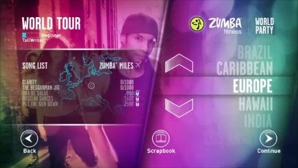 Zumba Fitness World Party Review for Nintendo Wii U  Zumba Fitness World Party Review for Nintendo Wii U