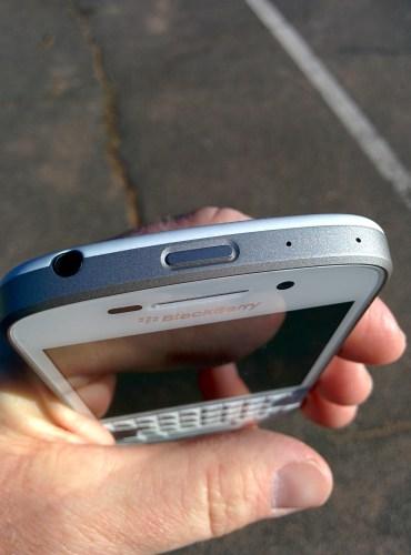My BlackBerry Q10 Nostalgia Trip