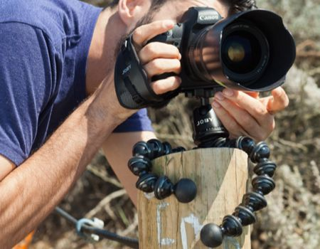 Joby UltraFit Hand Strap with UltraPlate Makes Photography More Comfortable