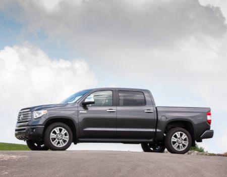 2014 Toyota Tundra: Lifestyle Edition