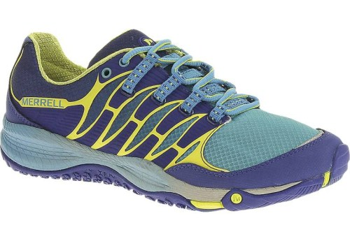 First Impressions of the Merrell AllOut Fuse Trail Sneaker