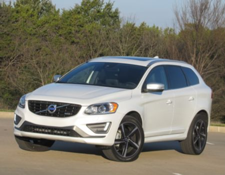 2014 Volvo XC60 R-Design Polestar/Images by Author